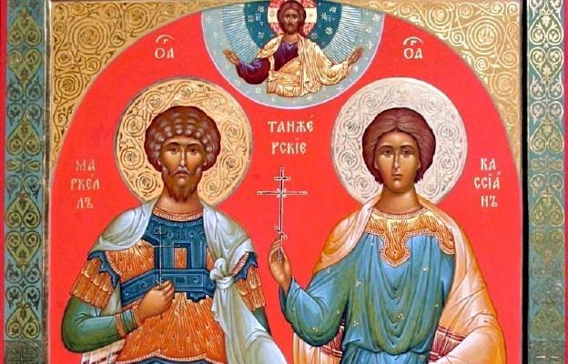 Św. Marceli i św. Kasjan z Tangeru