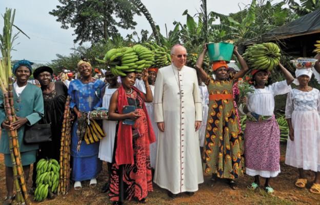 Kamerun – rajski ogród