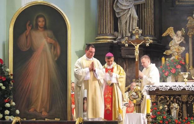 Jubileuszowy Rok Miłosierdzia w diecezji