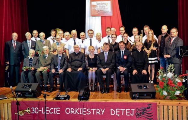 Jubileusz 30-lecia Orkiestry Dętej