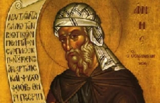 Św. Jan Damasceński wielki obrońca obrazów