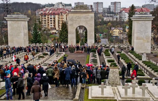 Święto Niepodległości we Lwowie