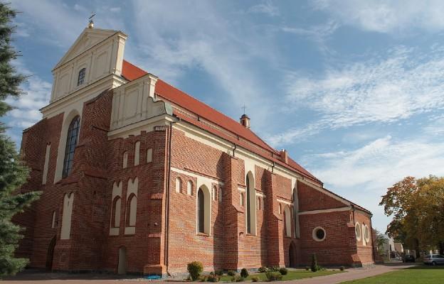 Katedra pw. św. Michała Archanioła w Łomży