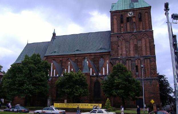 Katedra Niepokalanego Poczęcia NMP w Koszalinie