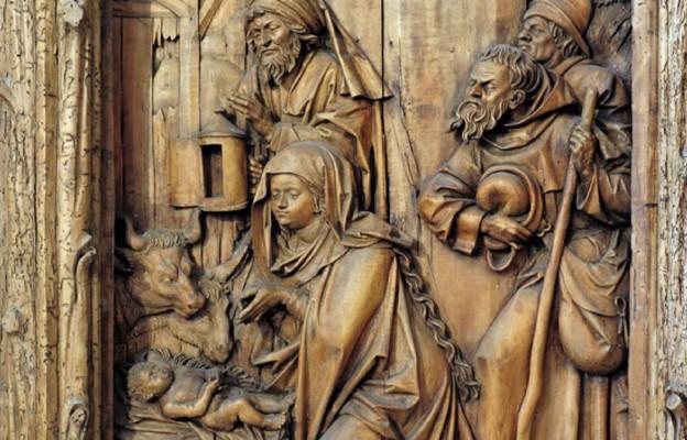 Ołtarz z Bergheim (Muzeum Unterlinden w Colmar, XVI wiek)
