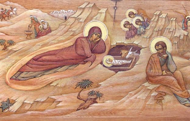 Jak czytać ikonę Bożego Narodzenia