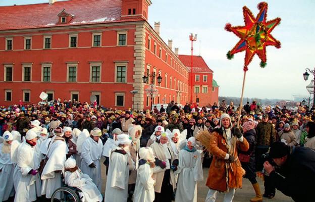 Jasełka, które opanowały Polskę