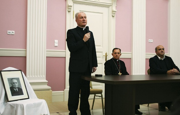 """""""Doktor"""" Kościoła lwowskiego"""