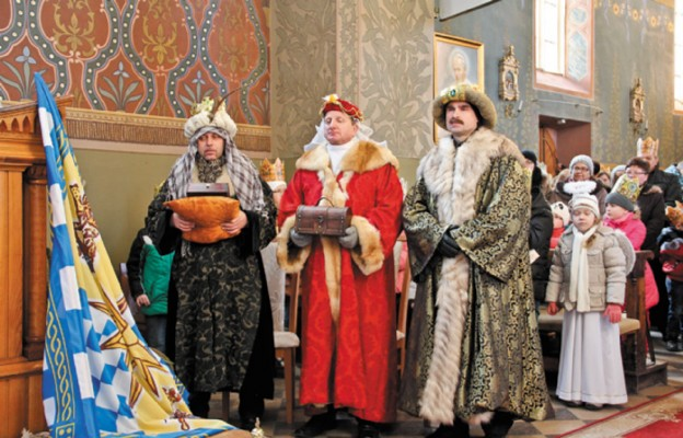 Trzej Królowie znów przybędą