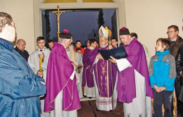 Inauguracja Roku Miłosierdzia