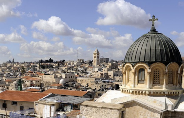Jerozolima: Wzgórze Świątynne zamknięte na trzy tygodnie z powodu koronawirusa