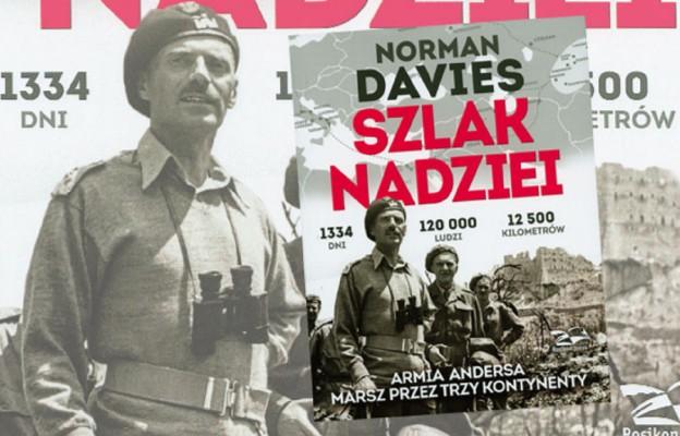 Szlakiem nadziei z prof. Normanem Daviesem
