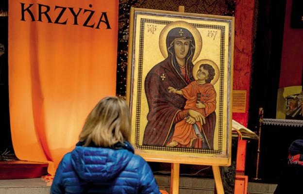 Symbole ŚDM w diecezji toruńskiej