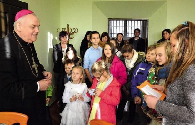 Dziecięcy gest miłosierdzia