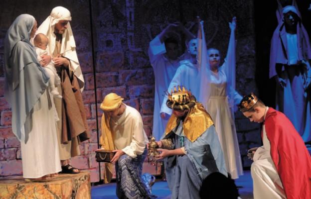 Scena z musicalu