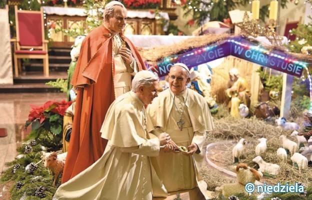 Trzej papieże w Częstochowie