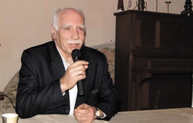 Prof. Michael Abdalla opowiedzial o życiu chrześcijan na Bliskim Wschodzie