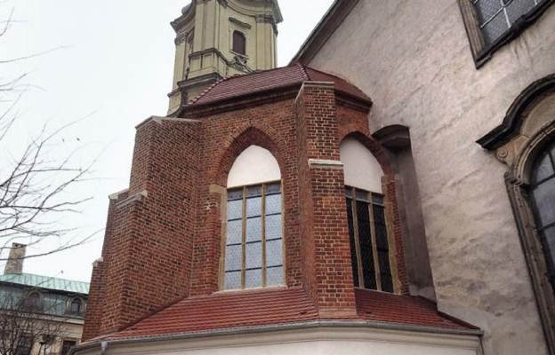 Odnowione Mauzoleum Piastów Śląskich