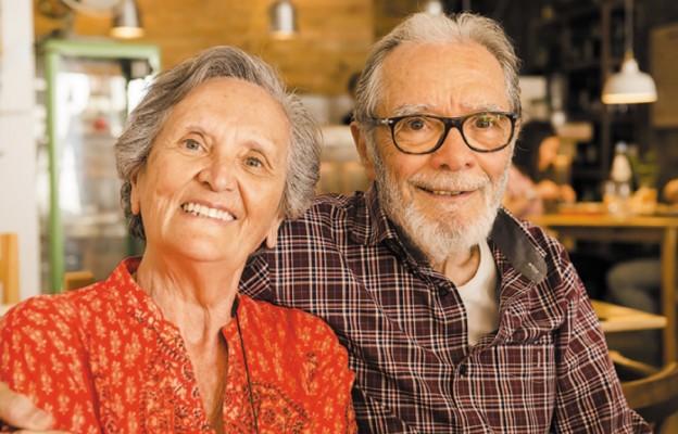 Seniorów recepta na szczęście