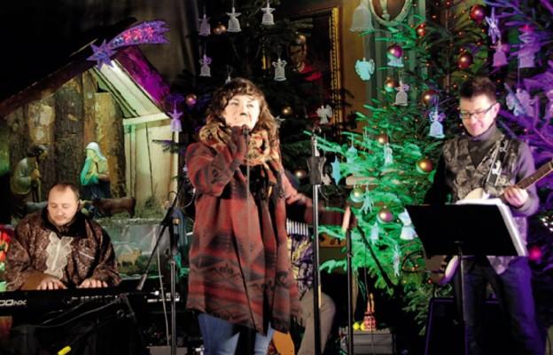 Gwiazda muzyki chrześcijańskiej w Gawłuszowicach