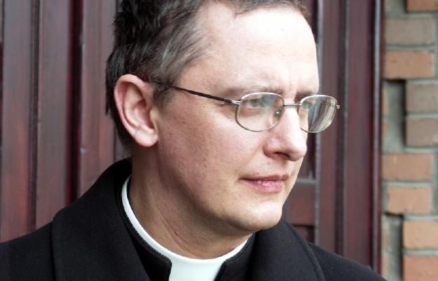 Ks. prof. Piotr Tomasik, dziekan Wydziału Teologicznego UKSW oraz koordynator Biura Programowania Katechezy Konferencji Episkopatu Polski