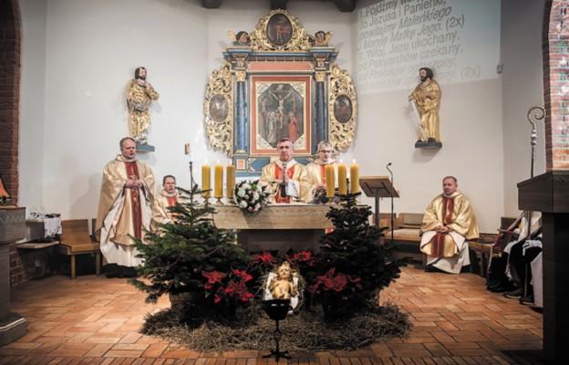 Konsekracja kościoła pw. Siedmiu Boleści Najświętszej Maryi Panny w Szczecinie