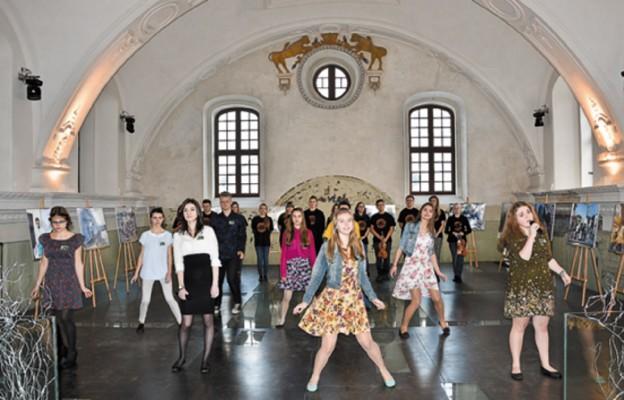 Kielecka młodzież w musicalu