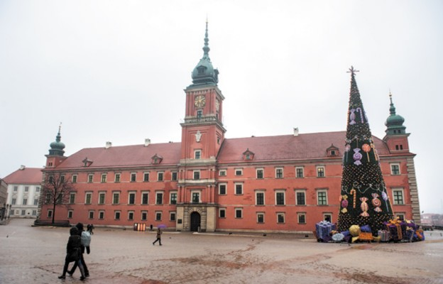 Spór o Zamek Królewski