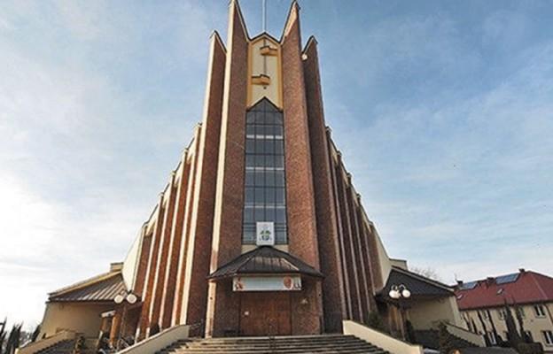 Sanktuarium św. Jana Pawła II w Krośnie