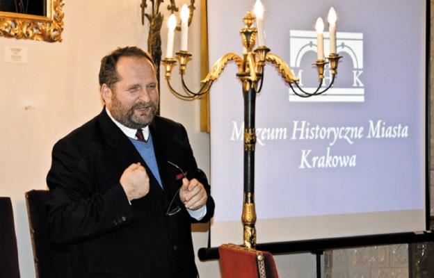 Szczęśliwy historyk