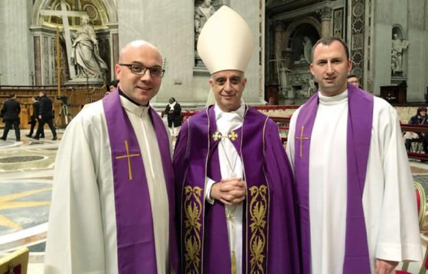 Nasza diecezja ma dwóch misjonarzy miłosierdzia