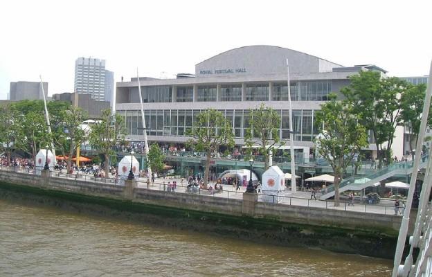 Royal Festival Hall w Londynie