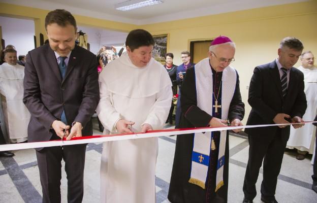 Otwarcie nowego  budynku Jasnogórskiej Szkoły Muzycznej