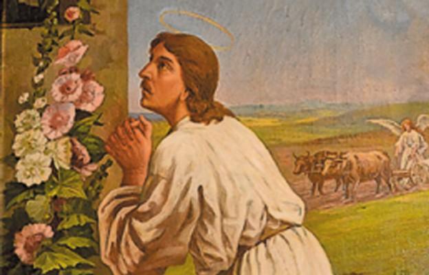 U opiekuna rolników