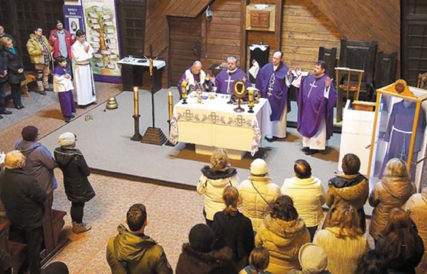 Relikwie św. ojca Pio pielgrzymowały w diecezji
