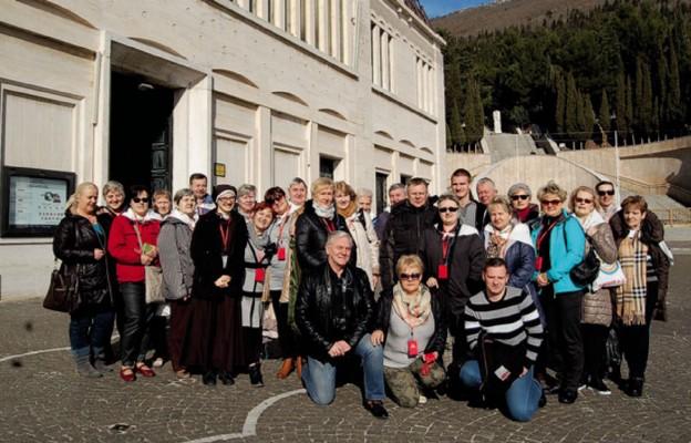 Diecezjalna pielgrzymka Grup Modlitwy Ojca Pio