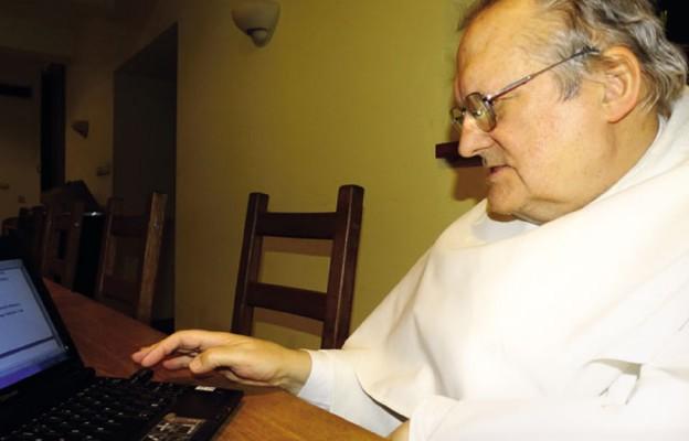 Kronika zapisana w laptopie