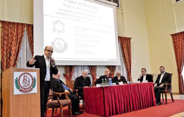 Konferencja historyczna o 1050. rocznicy Chrztu Polski