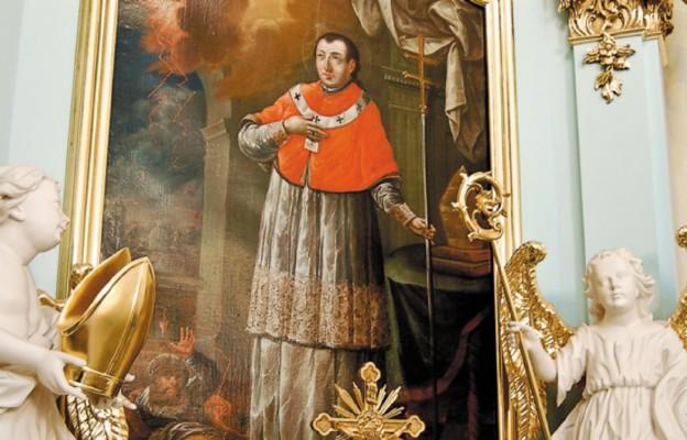Obraz św. Norberta