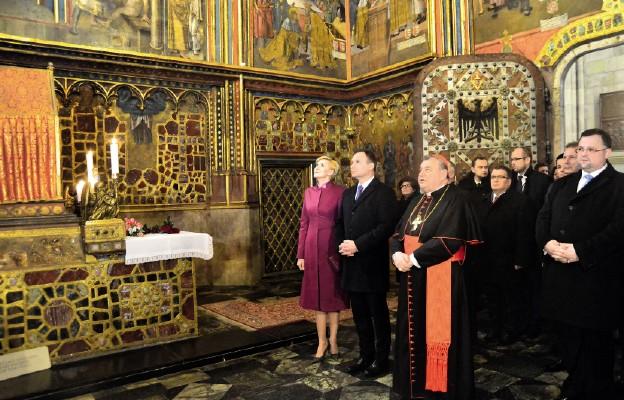 Przypomniał źródła polskiego chrześcijaństwa