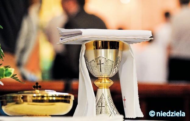 Msza św. chroni przed śmiercią