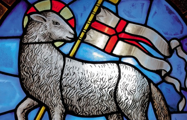 Chrystus jak Baranek Paschalny