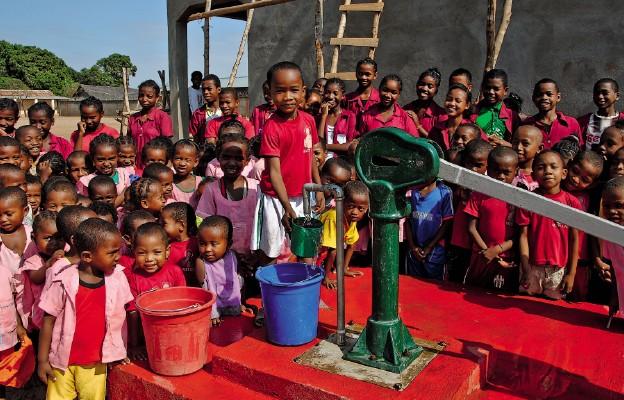 Studnia dla Madagaskaru