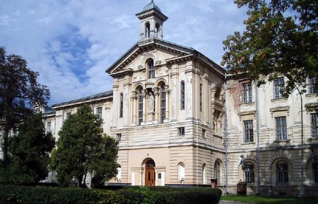 Kaplica szpitala psychiatrycznego na Kulparkowie we Lwowie