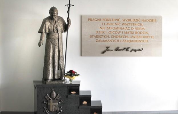 Troska o dziedzictwo Jana Pawła II