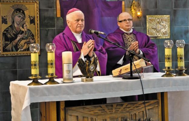 Św. Ojciec Pio wrócił do siebie