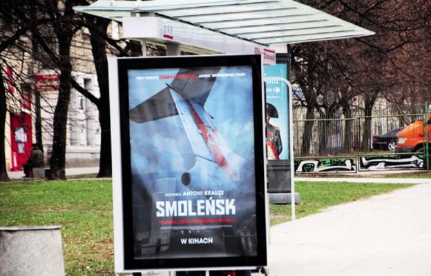 """""""Smoleńsk"""" Krauzego nie zawiedzie"""