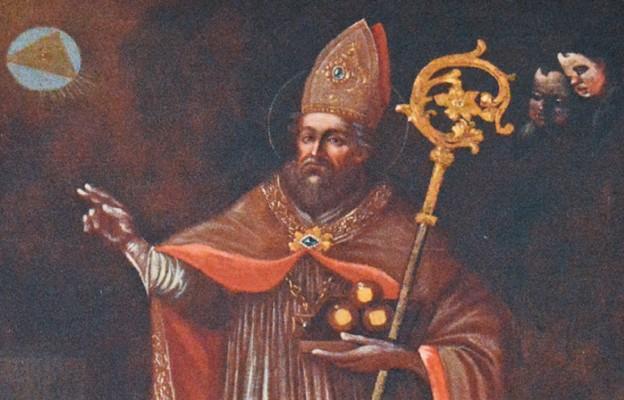 Św. Mikołaj, patron kościoła