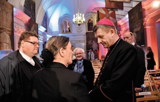 Biskupia posługa i aktywność