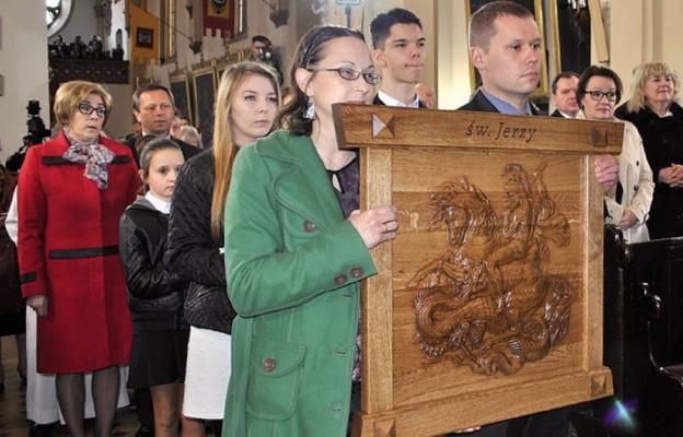 Święty Jerzy patronem Ziębic